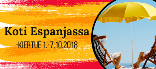 Touring in Finland 1.-7.10.2018