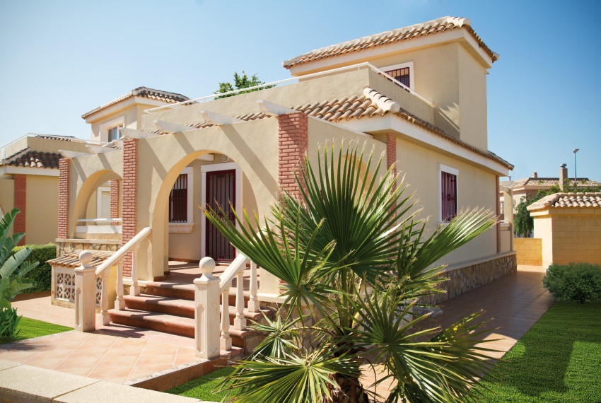 New Build - Villa - Murcia