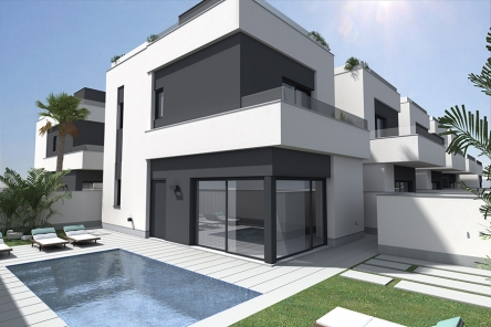 Villa - New Build - Pilar de la Horadada - La Torre