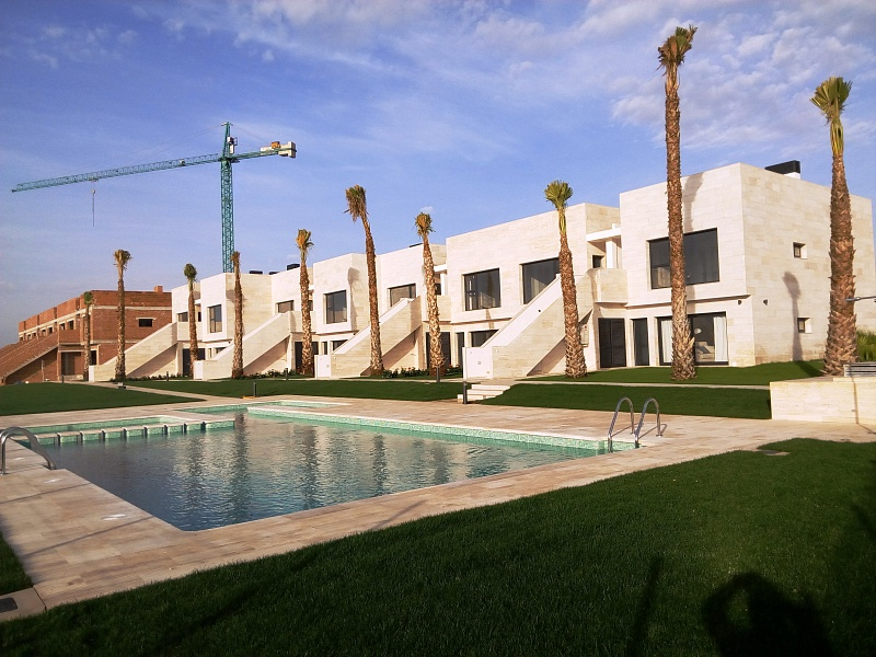 New Build - Bungalow - Pilar de la Horadada - La Torre