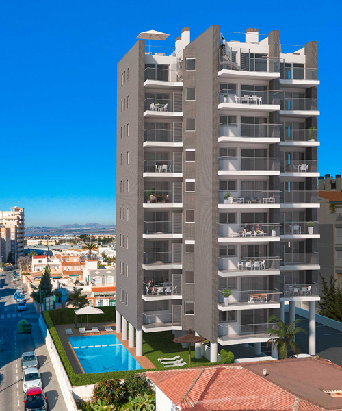 New Build - Apartment/Flat - Torrevieja - Nueva Torrevieja