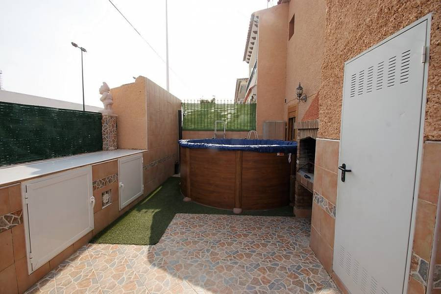 Resale - Townhouseradhus - Santa Pola - Gran Playa