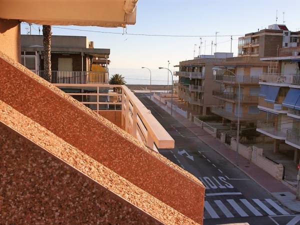 Apartment / Flat - Resale - Santa Pola - Gran Playa