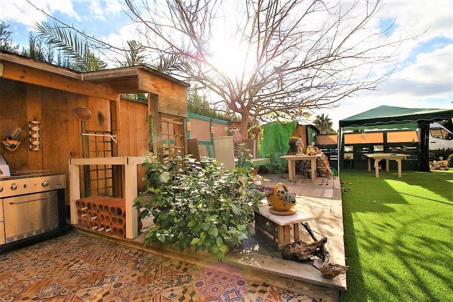 Resale - Country House - Elche - Elche Campo
