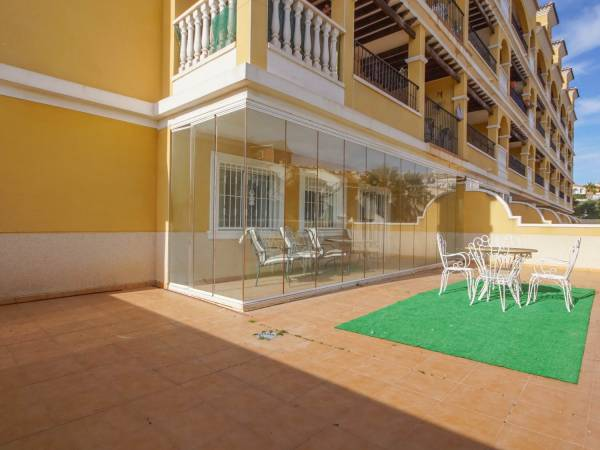 Apartment / Flat - Resale - Orihuela Costa - Villamartin