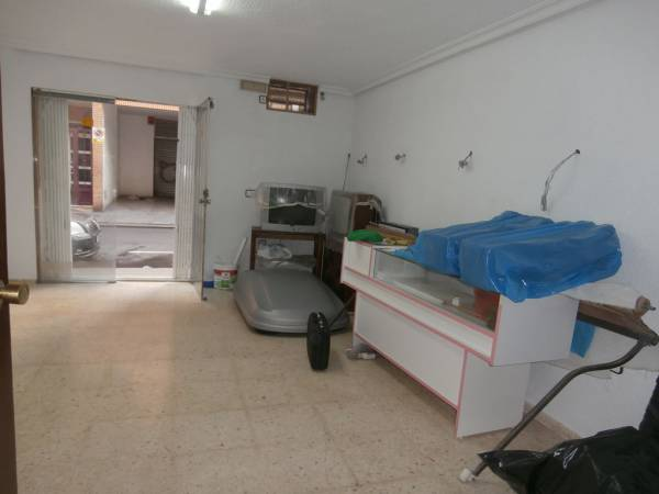 Business Premises - Resale - Alicante/Alacant - Carolinas Bajas