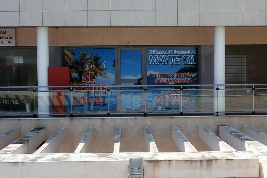 Перепродажа - Business Premises - La Mata - Parque del Agua