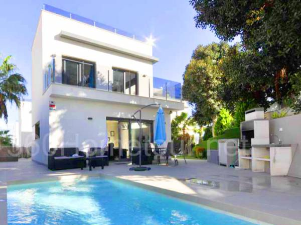 Villa - Short time rental - Orihuela Costa - Villamartin