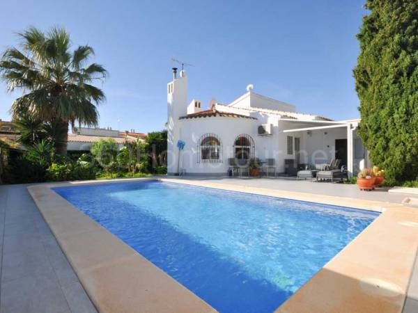 Villa - Rental properties - Orihuela Costa - Playa Flamenca