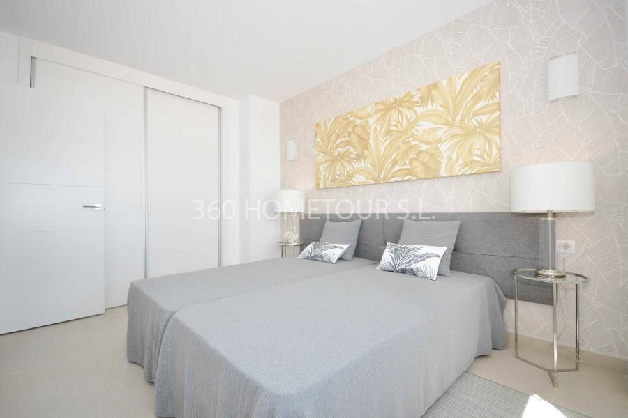 Nouvelle construction - Appartement - Orihuela Costa - Punta Prima