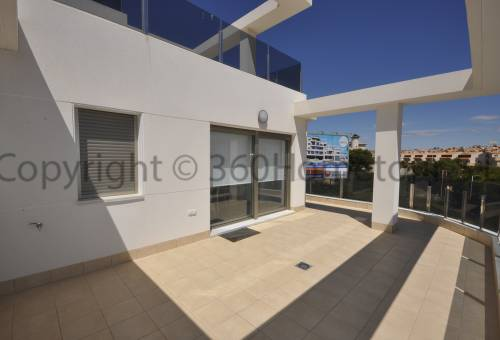 Apartment/Flat - New Build - Orihuela Costa - La Zenia
