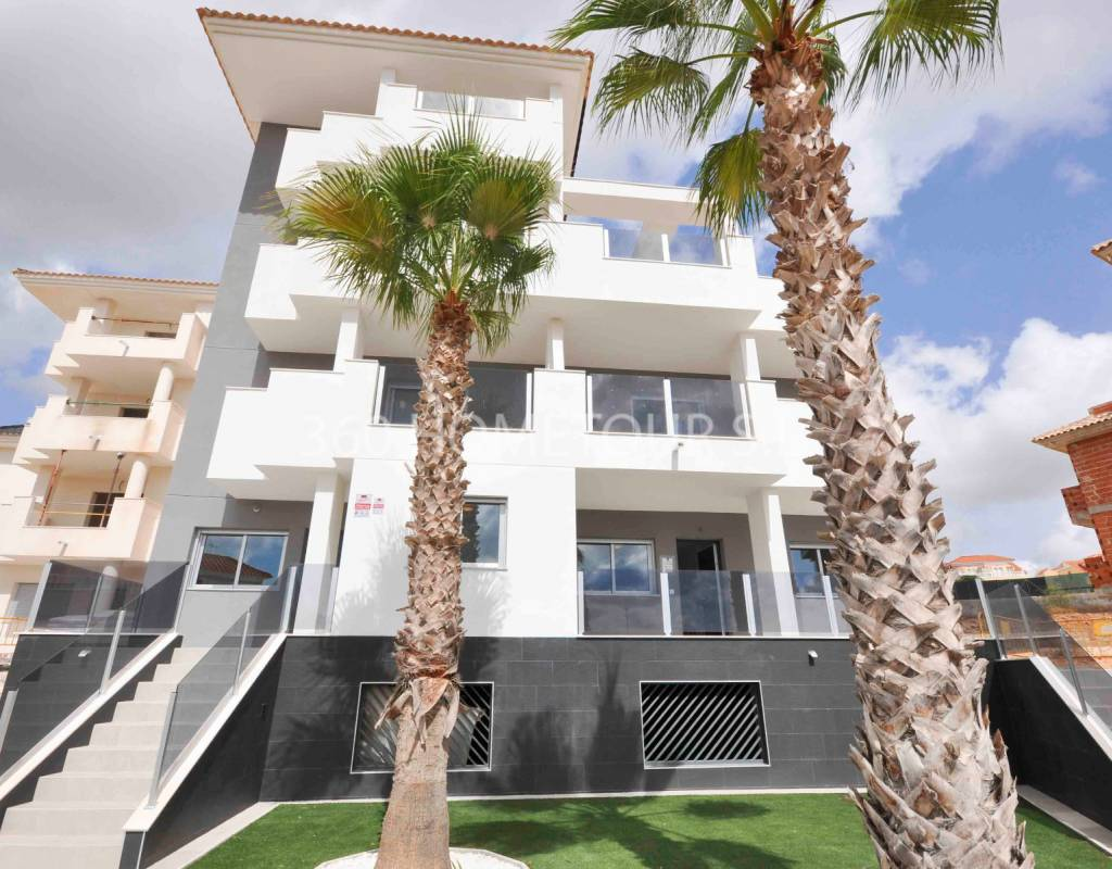 New Build Apartment Flat Orihuela Costa Villamartin
