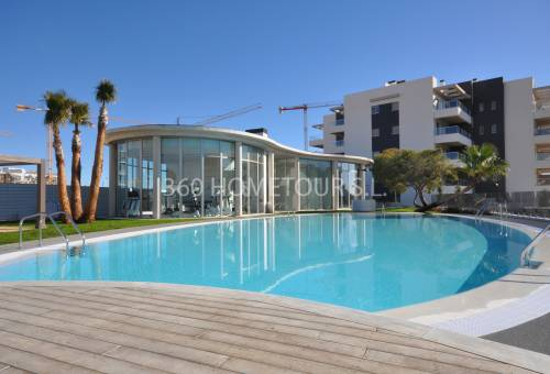Apartment/Flat - New Build - Orihuela Costa - Villamartin