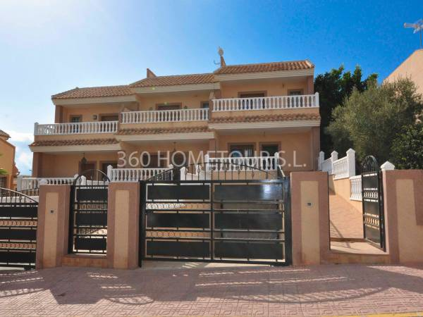 Townhouse - New Build - Orihuela Costa - Punta Prima