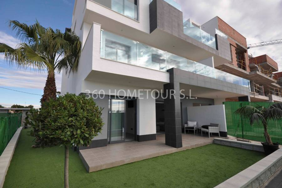 Nouvelle construction - Bungalow - Guardamar - El Raso