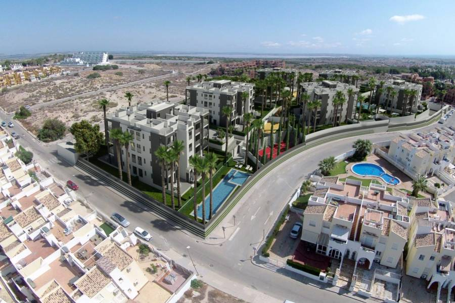 New Build - Apartment/Flat - Orihuela Costa - Villamartin