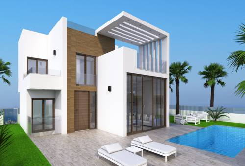 Villa - New Build - Torrevieja - Los Altos