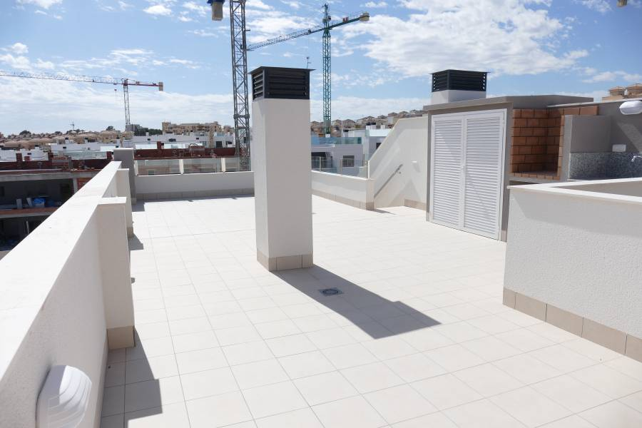 Nouvelle construction - Bungalow - Torrevieja - Los Altos