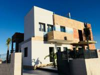 New Build - Townhouse - Polop - Polop Centro Ciudad