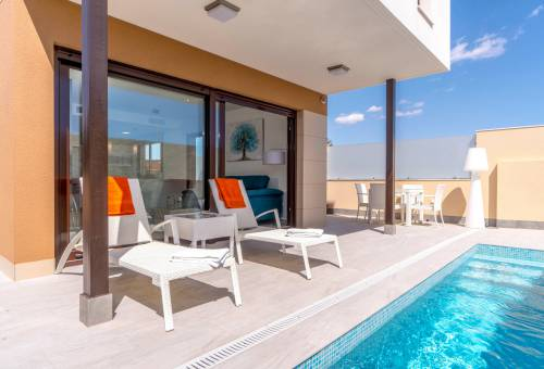 Villa - New Build - Murcia - San Pedro del Pinatar