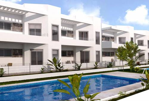 Bungalow - New Build - Torrevieja - Acequion