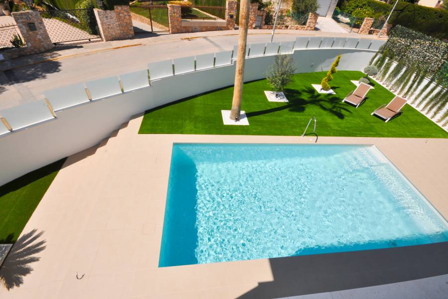 New Build - Detached house - Orihuela Costa - Villamartin