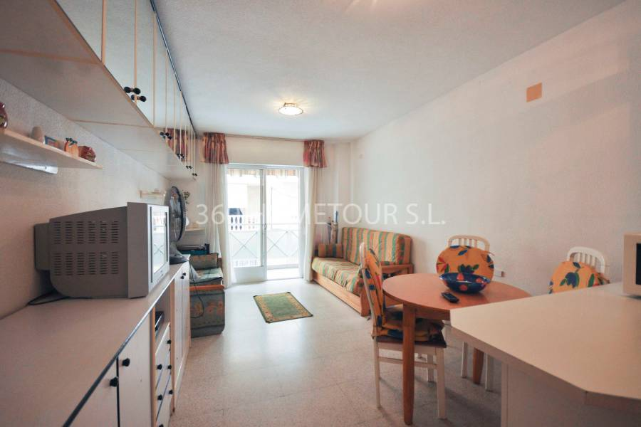 Resale - Studio apartment - Torrevieja - Playa del Cura