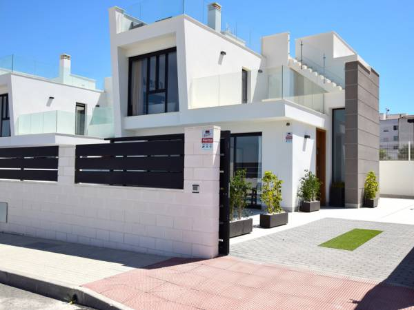 Villa - New Build - Montesinos - La Herrada