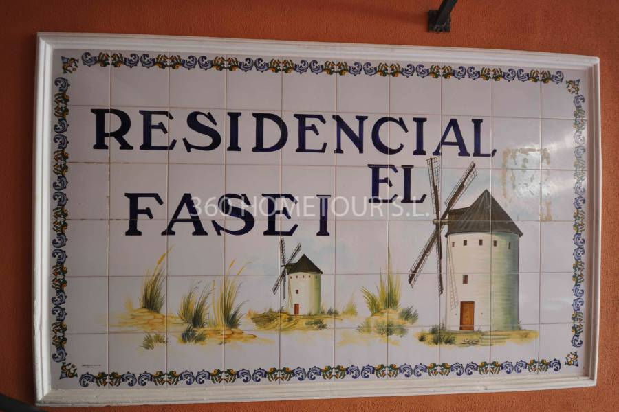 Resale - Taklägenhet - Torrevieja - City center
