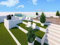 New Build - Apartment/Flat - Torrevieja - Center Torrevieja