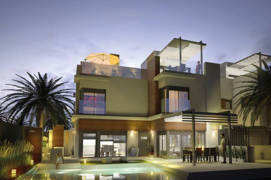 New Build - Villa - Mar Menor - Santiago de la Ribera