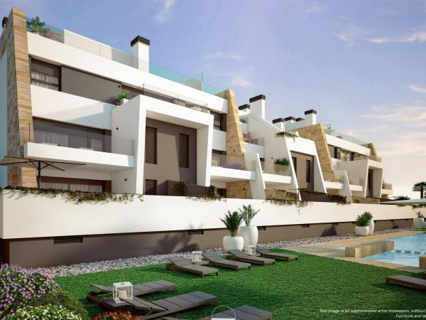 Apartment / Flat - Nouvelle construction - Orihuela Costa - Villamartin