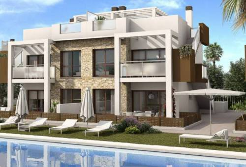 Bungalow - Nouvelle construction - Torrevieja - Los Altos