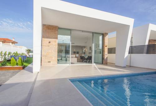 Villa - New Build - Torrevieja - Torreta La Florida