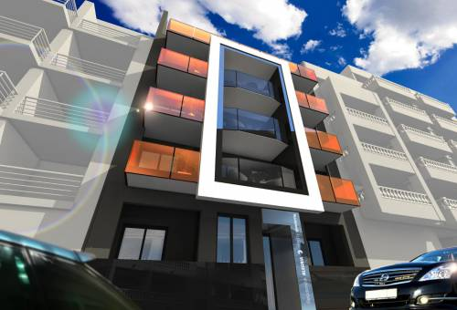 Apartment/Flat - New Build - Torrevieja - Playa de los Locos