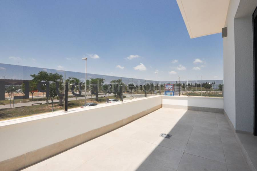 Nytt - Villa - Pilar de la Horadada - City Center