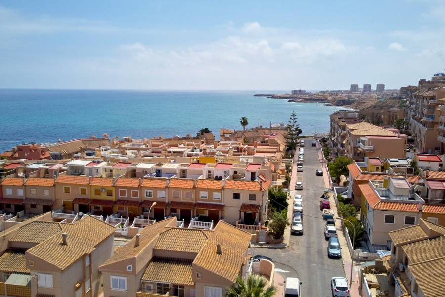 Resale - Semi detached house - Torrevieja - Cabo Cervera