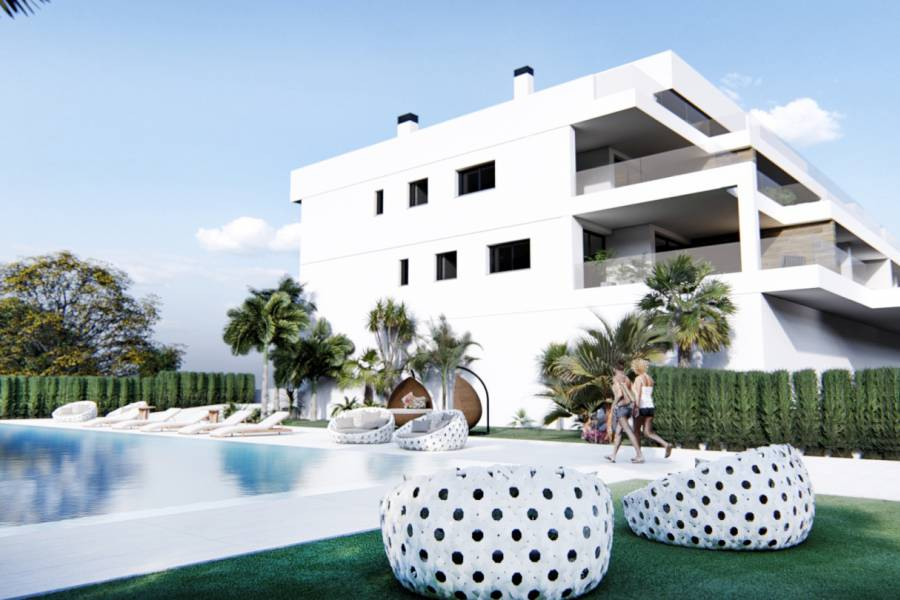 Resale - Apartment/Flat - Orihuela Costa - Villamartin