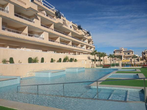 Apartment/Flat - New Build - Orihuela Costa - Punta Prima
