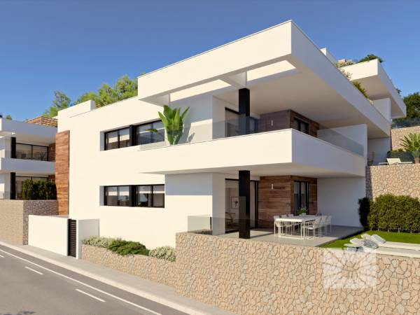 Apartment/Flat - New Build - Benitachel - Cumbre del Sol