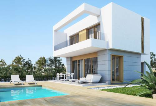 Villa - Nouvelle construction - Montesinos - Vistabella
